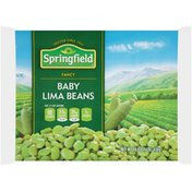 Springfield Fancy Baby Lima Beans