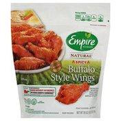Empire Kosher Wings, Buffalo Style, Spicy