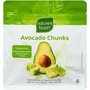 Natures Touch Avocado Chunks Nature's Touch Avocado Chunks