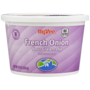 Hy-Vee French Onion Sour Cream Dip