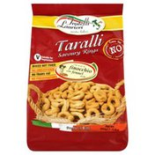 Fratelli Laurier Rings, Savoury, Taralli, with Fennel Seeds