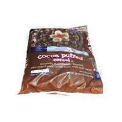 Kroger Cocoa Puffed Cereal