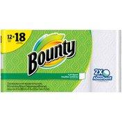 Bounty Paper Towels, White Bounty® Paper Towels, White