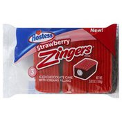Hostess Zingers, Strawberry