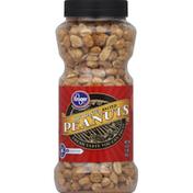 Kroger Peanuts, Dry Roasted, Salted