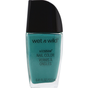 wet n wild Nail Color, Be More Pacific 483D