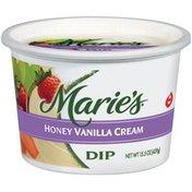 Marie's Dip, Honey Vanilla Cream