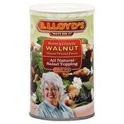B Lloyds Salad Topping, Glazed Walnut Pieces, Sweet & Crunchy
