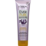 L'Oreal Ever Pure Sulfate Free Color Care System Blonde Shampoo Iris
