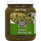 First Street Sweet Relish