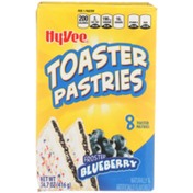Hy-Vee Frosted Blueberry Toaster Pastries