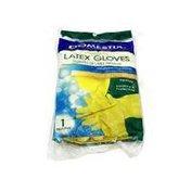 Dx Rubber Gloves Deluxe Medium