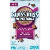 Swiss Miss Non Dairy Chocolate Hot Cocoa Mix