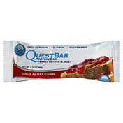 Quest Protein Bar, Peanut Butter & Jelly Flavor