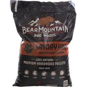 Bear Mountain Hardwood Pellets, Premium, Savory BBQ