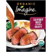 Imagine Organic Savory Beef Flavored Gravy