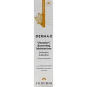 DERMA E Moisturizer, Renewing, Vitamin C
