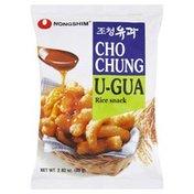 Nongshim Rice Snack, U-Gua