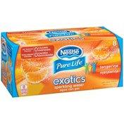 Nestlé Pure Life Exotics Tangerine Sparkling Water