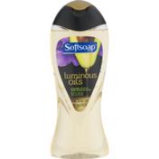 Softsoap Luminous Oils Body Wash Avocado Oil & Iris