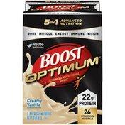 Boost Creamy Vanilla