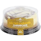 Chuckanut Bay Foods Salted Caramel Cheesecake