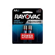 Rayovac AA Batteries, Double A Batteries