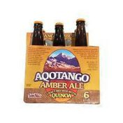 Schubros Brewery Aqotango Quinoa Amber Ale