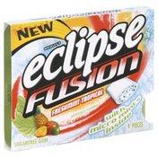 Eclipse Gum, Sugarfree, Freshmint Tropical