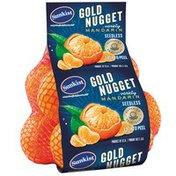 Sunkist Gold Nugget variety Mandarins