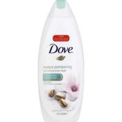 Dove Body Wash Pistachio Cream With Magnolia