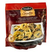 Stouffer's Sautes For Two Grilled Chicken And Asiago Tortelloni