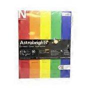Astrobrights Color 8.5 X 11 Colored Premium Cardstock