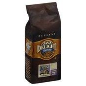 Java Delight Coffee, Ground, Dark Roast, French Roast