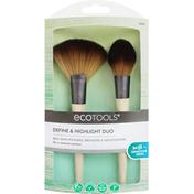EcoTools Brush, Define & Highlight Duo