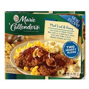 Marie Callender's Meatloaf And Gravy With Mash Potatoes Dinners