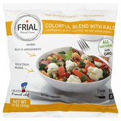 Frial Colorful Blend With Kale