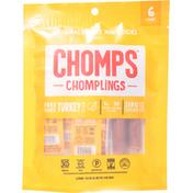 Chomps Chomplings, Original Turkey, Mild