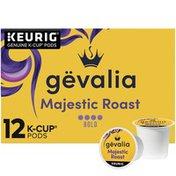 Gevalia Majestic Roast Bold, K-Cups