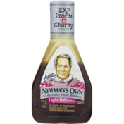 Newman's Own Vinaigrette Light Balsamic