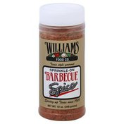 Williams Food Co Sprinkle-On, Barbecue
