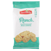 Our Family Ranch Rice Crisps