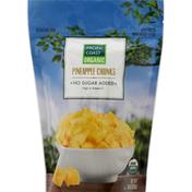 Pacific Coast Pineapple Chunks, Organic