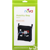 Nova Mobility Bag, Hanging, Black