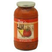 Bea's Brooklyn's Best Pasta Sauce, Gourmet, ala Vodka Sauce