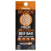 Kratos Beef Bar, High Protein, Original