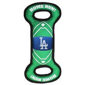 Pets First Los Angeles Dodgers Field Pull Pet Toy