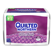 Quilted Northern Ultra Plush® Toilet Paper, 36 Double Rolls, Bath Tissue