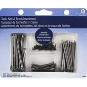 Helping Hand Tack, Nail & Brad Assortment