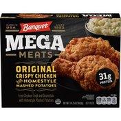 Banquet Mega Meats Original Crispy Chicken